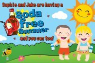 Rethink Your Drink Kids F - Get Healthy Clark County