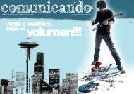 Comunicando marzo 2009 - nº 36 - Publicatuslibros.com