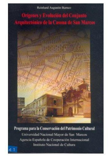 La Casona UNMSM - Agencia Española de Cooperación ...