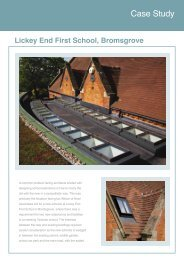 Lickey End The Rooflighting Company
