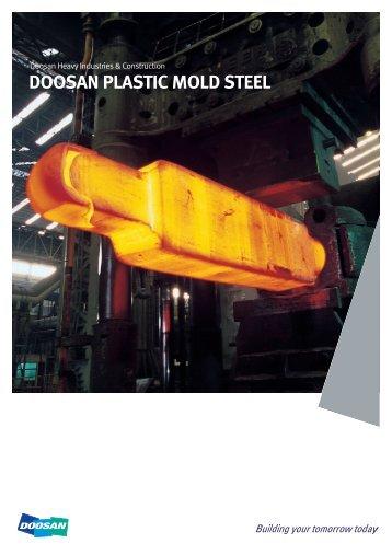 Plastic Mold Steel-0511 - Doosan