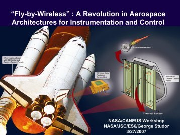 """Fly-by-Wireless"" : A Revolution in Aerospace ... - Caneus.org"