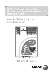 DGM-300 - Fagor Electrónica