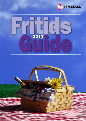 Fritidsguiden 2013 - IF Metall