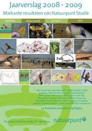 Sleedoorn-en iepenpage in jaarverslag studie 2008 ... - Natuurpunt