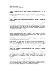 Hóquei Patins - UMdicas