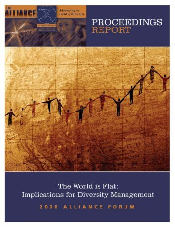 Full Proceedings Report, PDF - Diversity Collegium