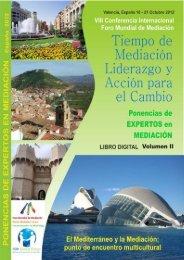 Volumen II - Asociación Madrileña de Mediación