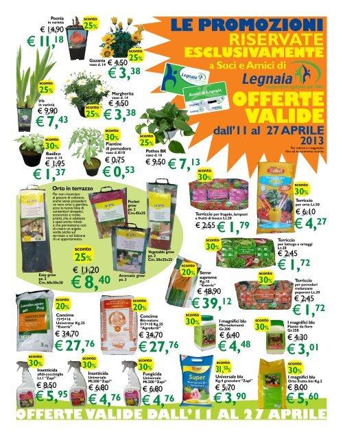 30% - Cooperativa Agricola di Legnaia