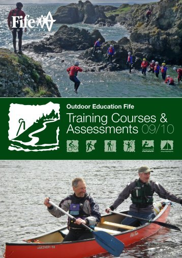 Training Courses & Assessments 09/10 - Home Page