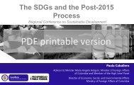 Diapositiva 1 - United Nations Sustainable Development