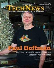 November 2012 Issue - NJTC TechWire