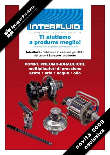 Sprague® Products
