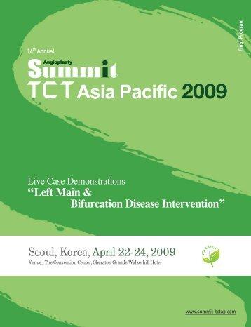 Program - angioplasty summit-tctap 2013