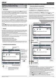 Universal-Tastdimmer PRO 1000W (Art.-Nr. 560.983) - OPUS Schalter