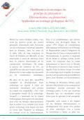 "Janvier 2011 - Chaire ""Modélisation prospective - Page 2"