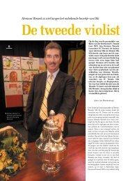 Herman Wessels is niet langer het onbekende broertje ... - Twentevisie