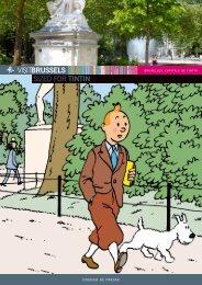 Bruxelles, Capitale de Tintin - VisitBrussels