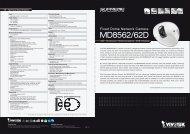 Vivotek MD8562 - Esentia Systems, Inc