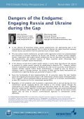 Engaging Russia and Ukraine during the Gap - Fridtjof Nansens ... - Page 2