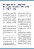 Engaging Russia and Ukraine during the Gap - Fridtjof Nansens ... - Page 3