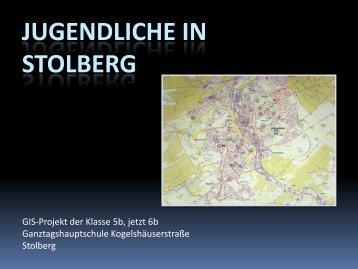 Jugendliche in Stolberg