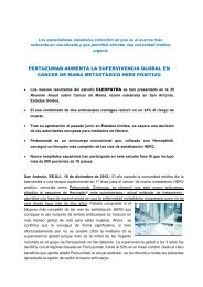 pertuzumab aumenta la supervivencia global en ... - Diario Médico