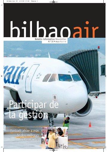 Participar de la gestión - Bilbao Air