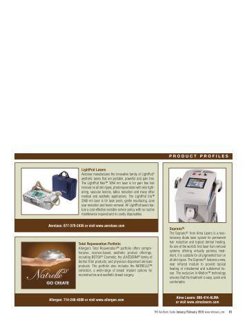 acne tx device comparison chart - MEDICAL INSIGHT, Inc.