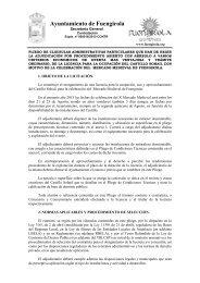 01 pliego licencia mercado medieval - Ayuntamiento de Fuengirola