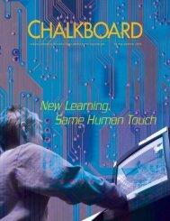 Chalkboard Spring/Summer 2008 - School of Education - Indiana ...