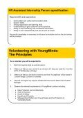 HR Assistant Internship. - YoungMinds - Page 5