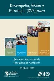 Desempeño, Visión y Estrategia (DVE) - Instituto Interamericano de ...