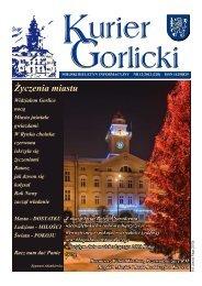 Życzenia miastu - Urząd Miejski w Gorlicach