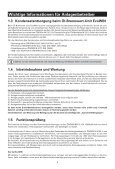 Bedienung - Windhager - Page 4