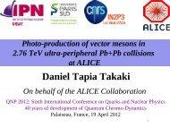 Daniel Tapia Takaki - QNP2012