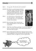 Ministrantenzeitschrift Minililie Nr. 30: Auferstehung der Toten - Page 5