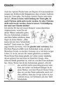 Ministrantenzeitschrift Minililie Nr. 30: Auferstehung der Toten - Page 7