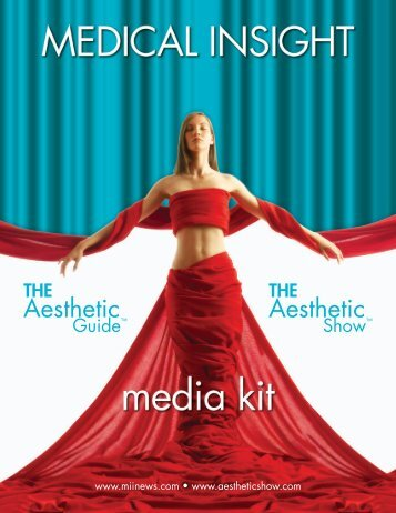 Aesthetic Aesthetic - MEDICAL INSIGHT, Inc.