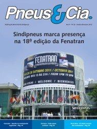 Revista Pneus e Cia nº25 - Sindipneus