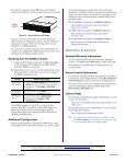 SnapServer Expansion E2000 Quick Start Guide - Overland Storage - Page 5