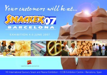 here - the European Snacks Association