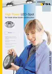 High Power LED-Spot - Multiprox
