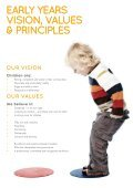 SHAPING THE FUTURE - Early Years - Page 2