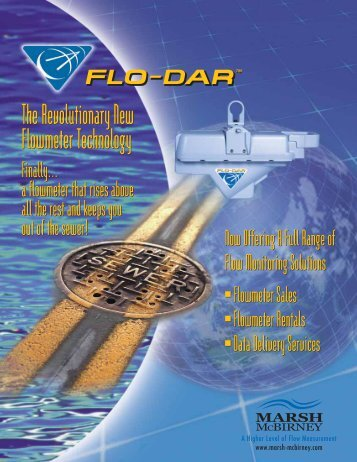 The Revolutionary New Flowmeter Technology The Revolutionary ...