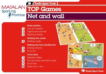 Net and Wall.pdf - Youth Sport Trust