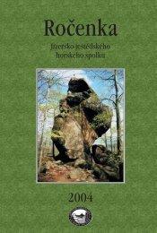 Rocenka 2004 - Jizersko-ještědský horský spolek