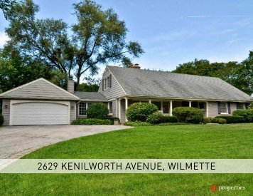 2629 kenilworth avenue, wilmette - Properties