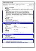 EG-Sicherheitsdatenblatt TROCK'NER KELLER BETON ... - Lugato - Seite 3