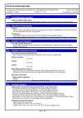 EG-Sicherheitsdatenblatt TROCK'NER KELLER BETON ... - Lugato - Page 4